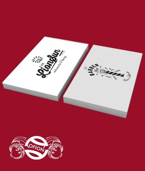Business Cards - Ofion Print - EU Standard