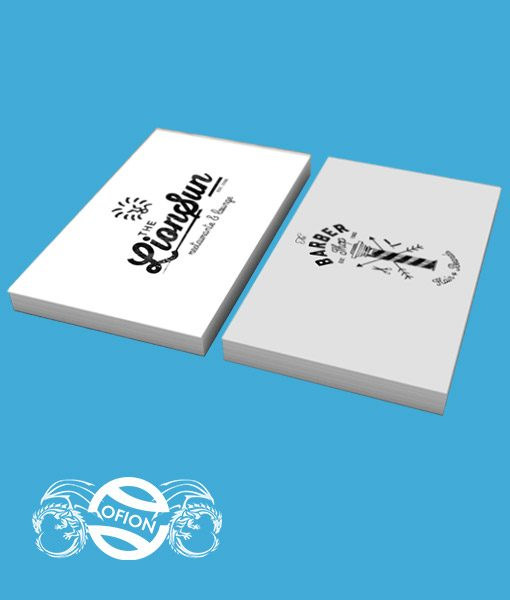 Business Cards - Ofion Print - US Standard
