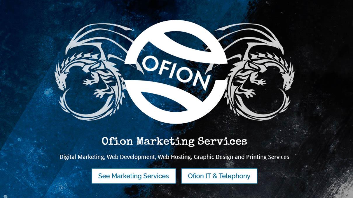 OFION - Digital Marketing | Print | Webdesign | Graphic Design